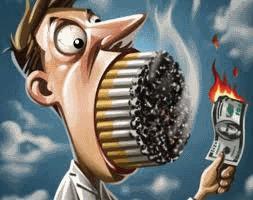 курение - деньги на ветер